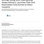 thumbnail of AmCap, Along With International Assets Advisory, Launches Their First Real Estate Fund Aimed at Retail Investors